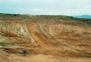 Santa Rosa Valley Geological Fault, Camarillo, CA
